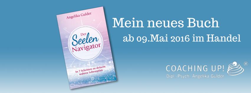 """Angelika Gulder im Gespräch über ihr Buch """"Der Seelen-Navigator"""""""